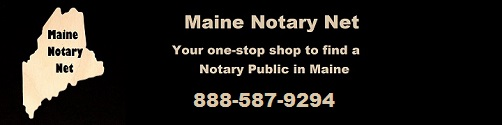 Maine Notary Net Community Forum